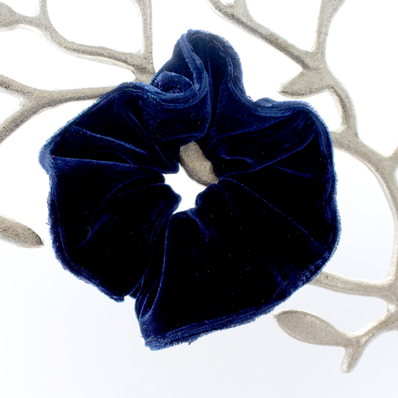 Arkward Navy Blue Scrunchies