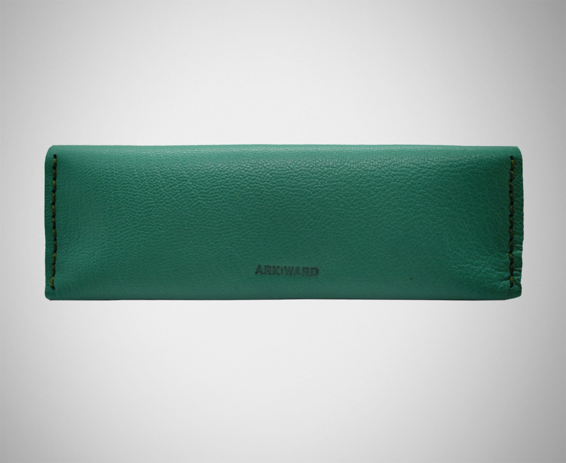ARKWARD Teal Pen Pouch