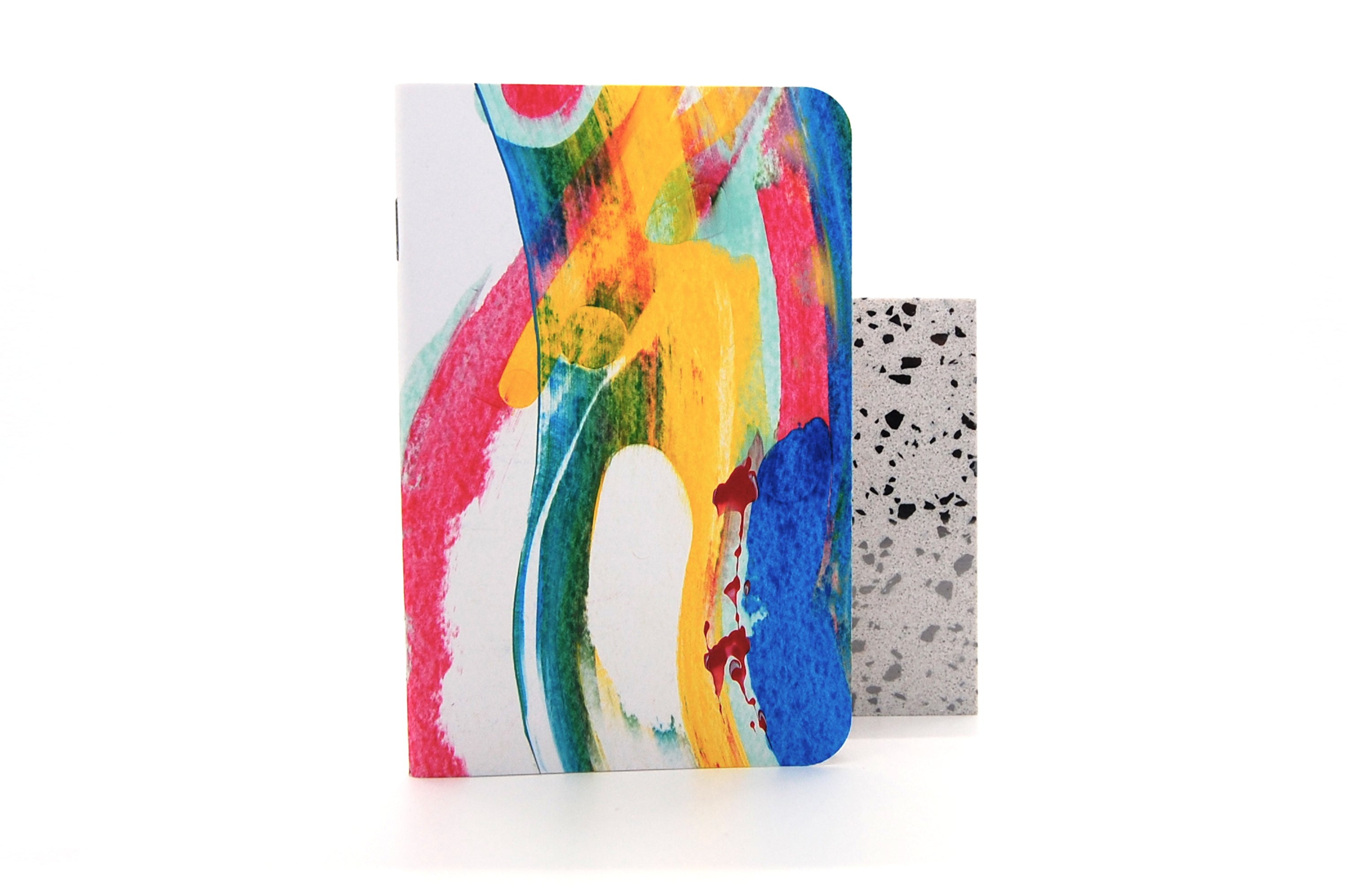 Arkward_Rainbow Imprint_Stationery_Notebook