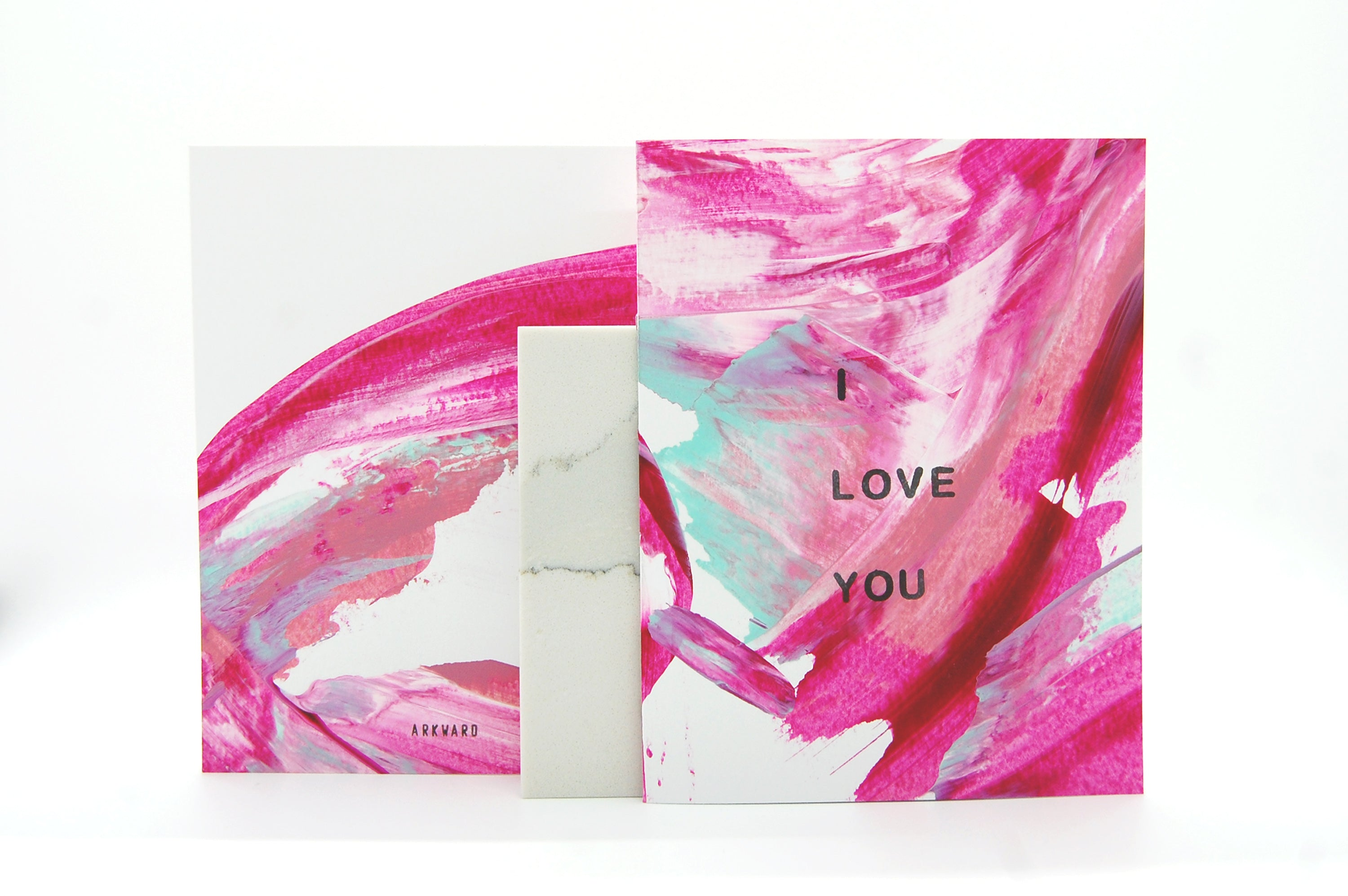 Arkward_I Love You_Stationery_Greeting cards