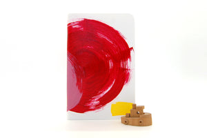 Arkward_Red Sun_Stationery_Notebook