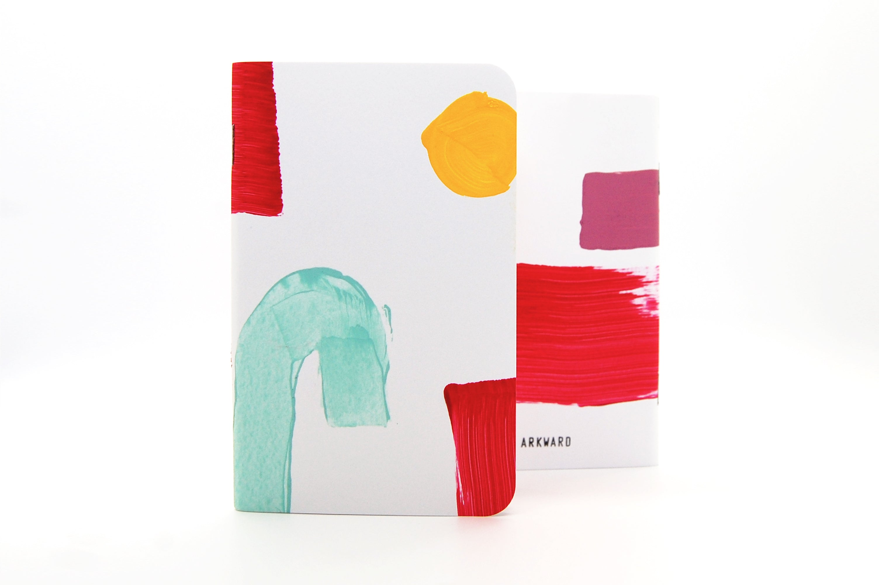 Arkward_Summer Colors_Stationery_Notebook