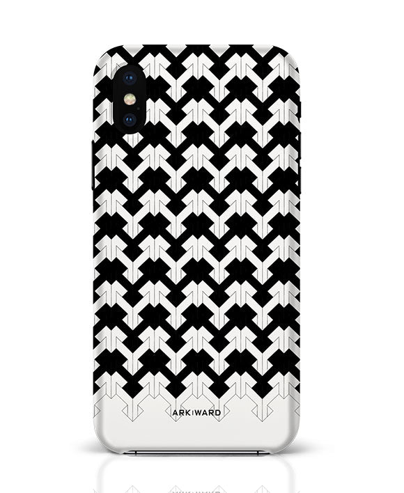 Arkward Flipped II iPhone Case