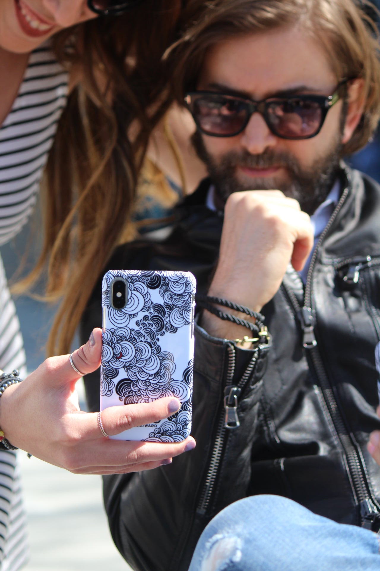 Arward Bubble iPhone case