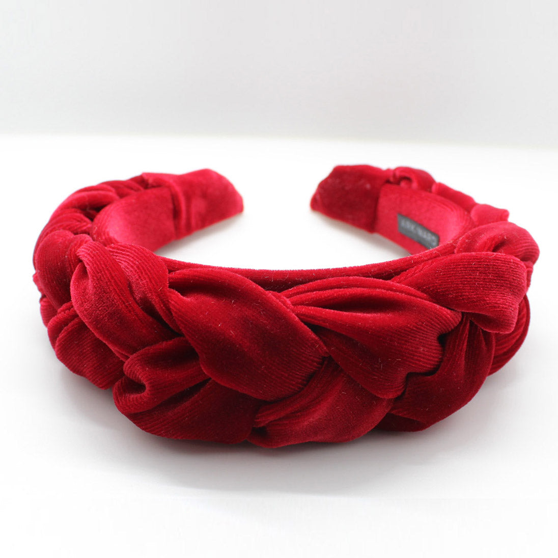 ARKWARD Red Braided Headband
