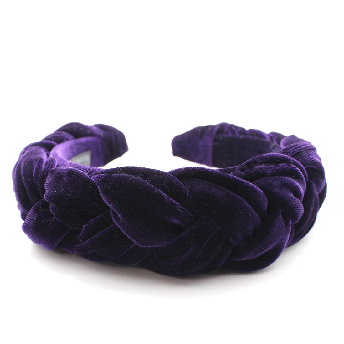 ARKWARD Purple Braided Headband