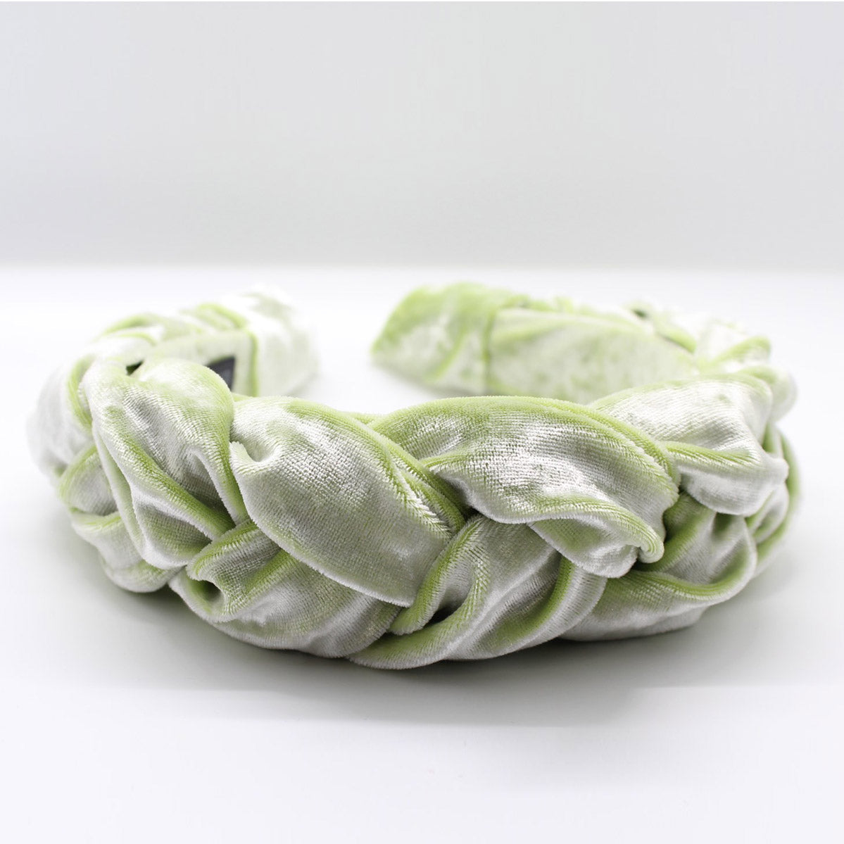 ARKWARD Pistachio Braided Headband