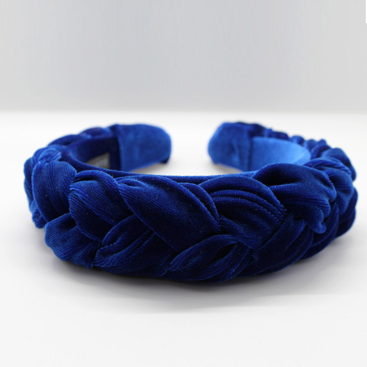 ARKWARD Blue Braided Headband