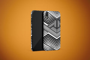 Arkward White Fold iPhone Case