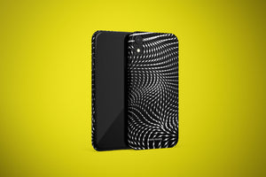 Arkward Black iPhone Case