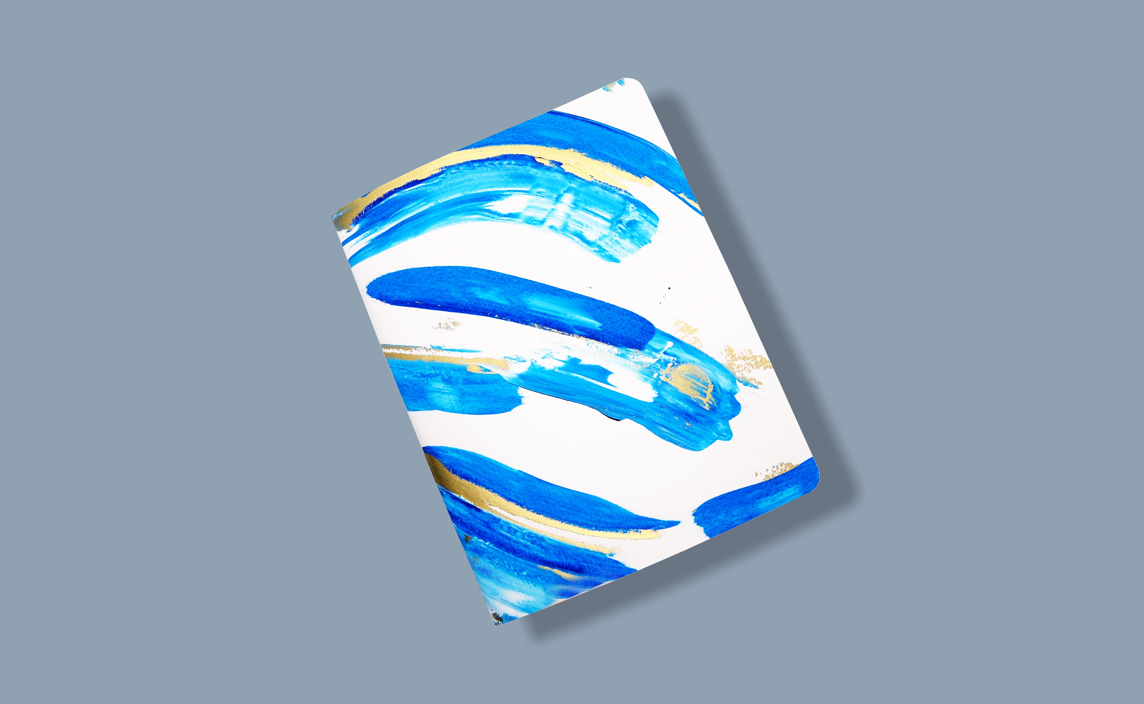 Arkward_Sapphire Waves_Stationery_Journal