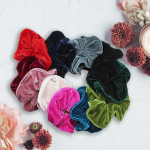 Basic Scrunchies Pack of 5