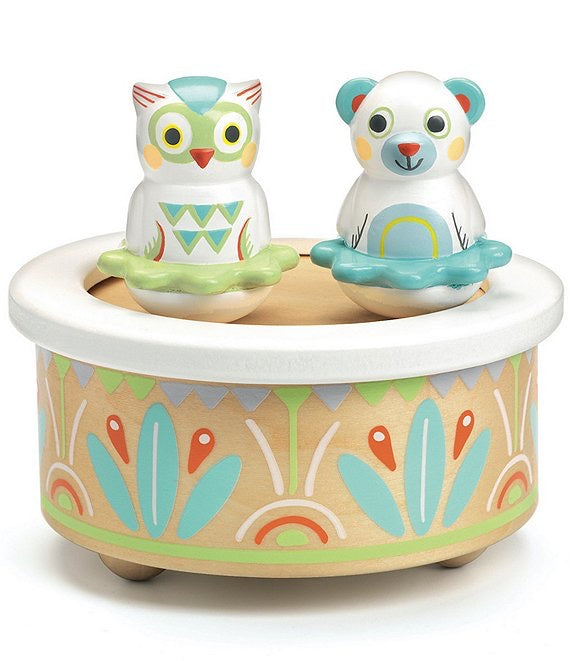 Dejeco BabyMusic Wooden Motion Toy