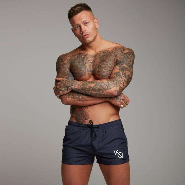 58477c5118add 2018 New Mens Sexy Swimsuit Swimwear Men Swimming Shorts Men Briefs Beach  Shorts Sports Suits Surf