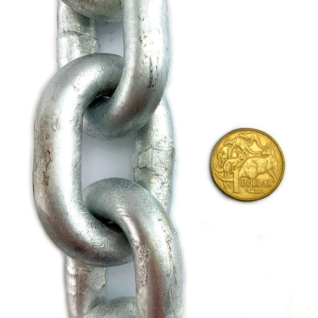 New Product! 13mm Short Link Boat Anchor Chain