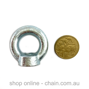 New Product! 8mm Galvanised Lifting Nuts