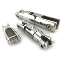 Fixed anchor connectors in marine grade type 316 stainless steel. Melbourne and Australia wide.