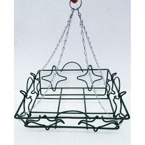 Chain Hanging Basket - Plant Holder - Garden Products Australia