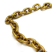 Hardened security chain, size: 10mm, order by the metre. Australia wide delivery.
