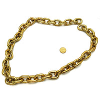 Security Chain, size 8mm, qty 5m. Melbourne, Australia.