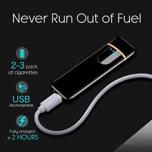 Electronic USB Charging Lighter Rechargeable - CozyBuy