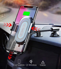 Load image into Gallery viewer, All-in-one Wireless Charger Car Mount with Longer Arm - Closer, Clearer