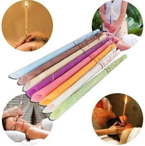 40PCS Cleaning Candles For Ear Wax