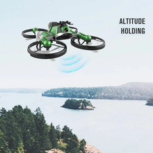 Load image into Gallery viewer, New 2in1 Folding Drone Motorcycle Quadcopter
