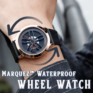 Waterproof Wheel Watch,Christmas gift for Boyfriend,husband