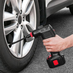 Air Hawk Pro Cordless Tire Inflator-Bangcool