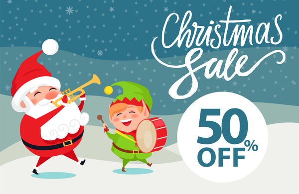 Christmas SALE | Up to 50% Off | size?
