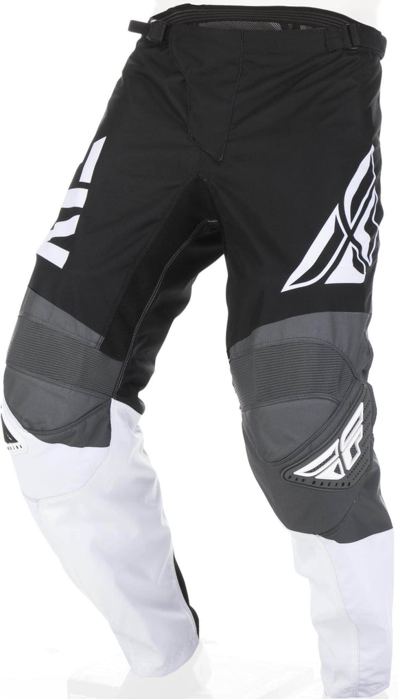 Fly F16 Pant Black/White/Grey