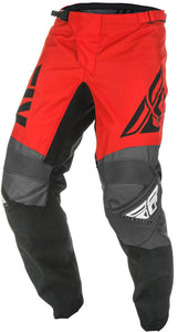 Fly F16 Pant Red/Black/Grey