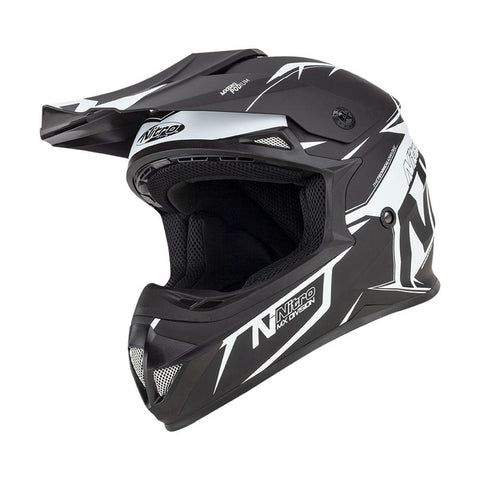 Nitro MX620 Podium Black/White