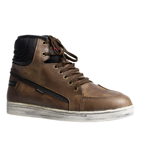 MotoDry Kicks Brown