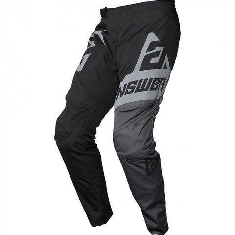 Answer Syncron Pants Voyd Black/Charcoal/Steel