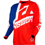 Answer Syncron Jersey Youth Voyd Red/Reflex/White