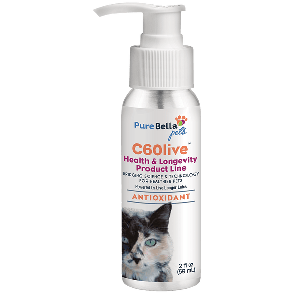 C60 Longevity for Cats