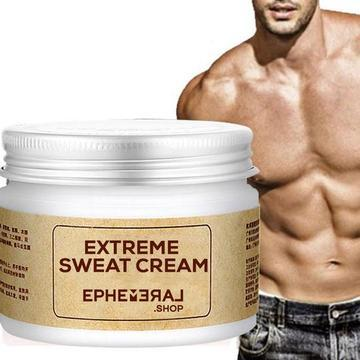 Extreme Sweat Weight Loss Stubborn Fat Burn Cream