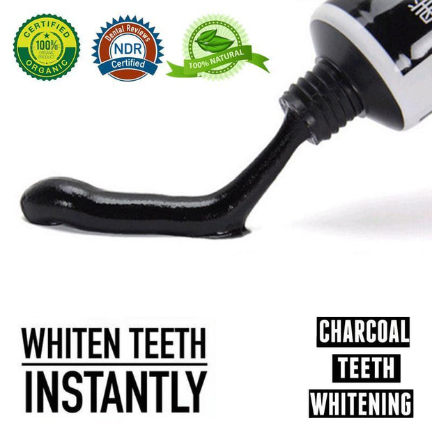 Bamboo Charcoal Teeth Whitening