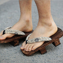 Load image into Gallery viewer, Japanese Clog Sandals