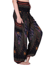 Load image into Gallery viewer, Floral Print Harem Pants for Women