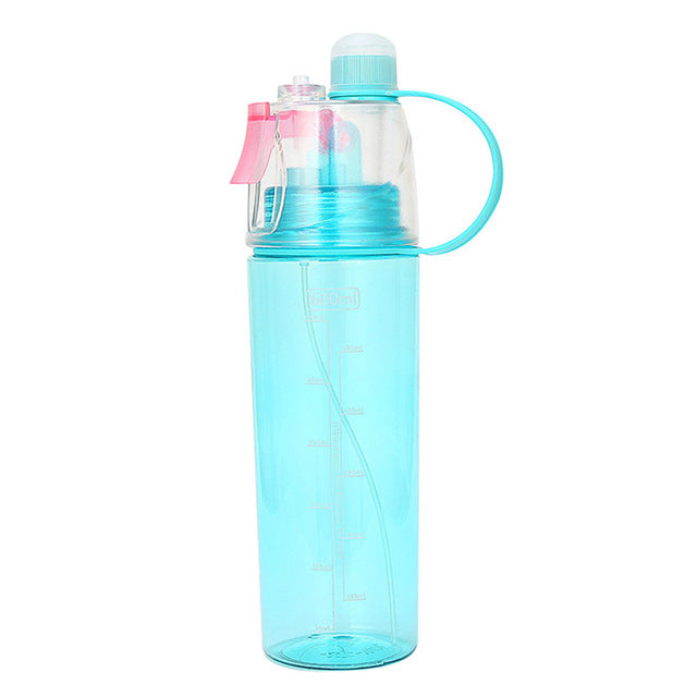 600 ml 2N1 Water Bottle