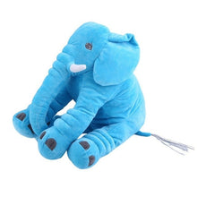 Load image into Gallery viewer, Large Plush Elephant