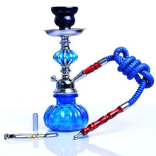 Load image into Gallery viewer, Glass Shisha Hookah Set