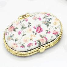 Load image into Gallery viewer, Lady Floral Make Up Mirror