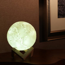 Load image into Gallery viewer, Moon Lamp Humidifier