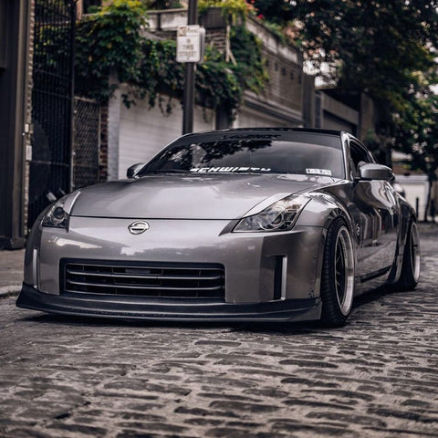 03-05 Nissan 350Z Nismo Style Front Lip