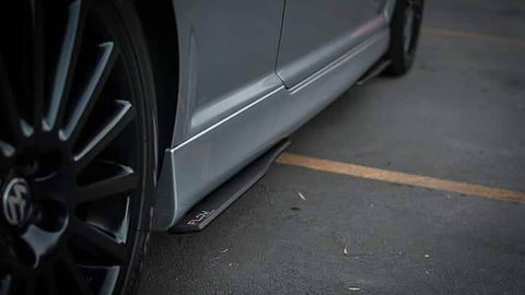VW MK4 Golf R32 Side Splitter | Flow Designs Australia