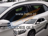 Team Heko Weather Shields - Mercedes GLA X156 2014+